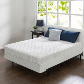 "Night Therapy 8"" Comfort Coil Spring Twin Mattress and BiFold Set"