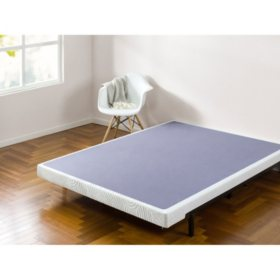 "Night Therapy 4"" Low-Profile Wood and Metal Box Spring (Assorted Sizes)"