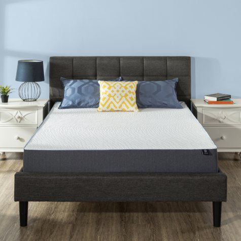 Night Therapy Gel Infused Memory Foam 10 Inch Elite Queen Mattress