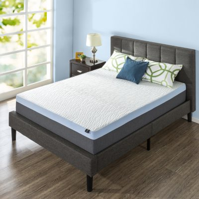 Night Therapy Gel Infused Memory Foam 13 Inch Elite Queen Mattress