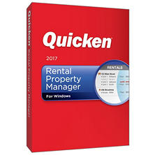 Quicken Rental Property Manager 2017