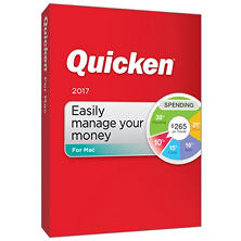 Quicken for Mac 2017