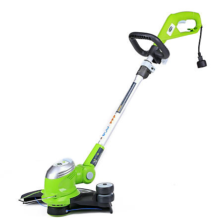 "GreenWorks 5.5 Amp 15"" Corded String Trimmer"