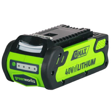 GreenWorks G-MAX 40V Li-Ion 2 AH Battery