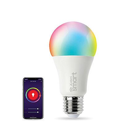 Atomi Smart Wi-Fi Smart Color LED Bulb