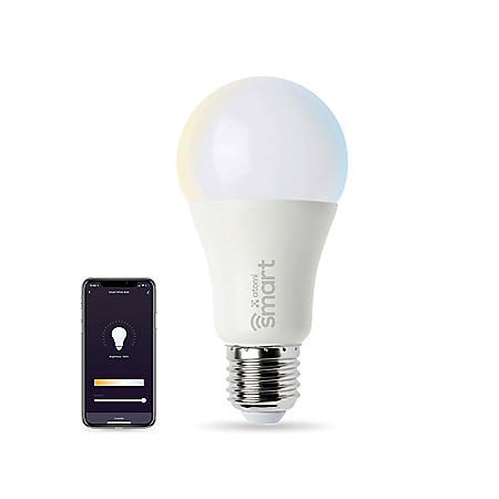 Atomi Smart W-iFi Smart White LED Bulb