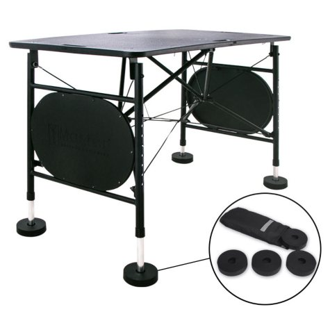 Master Massage Mars Portable Sport Treatment Massage Table