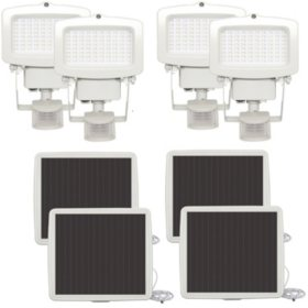 Westinghouse 1500 Lumen Solar Security Light Set – 4 PK