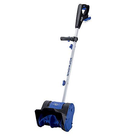 "Snow Joe 24V-SS10 24-Volt iON+ Cordless Snow Shovel Kit, 10"", 4.0-Ah Battery and Charger"