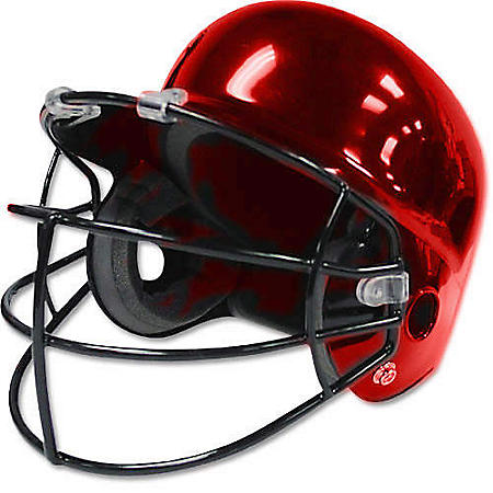 MacGregor One Size Helmet w/ Mask - Youth