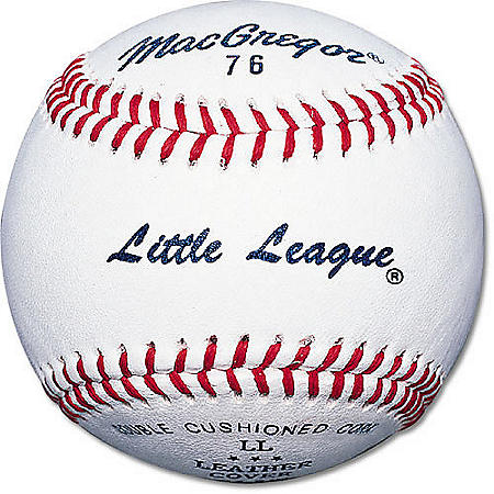 MacGregor #76C Little League Baseballs  - 1 doz.