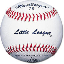 MacGregor #76C Little League Baseballs  - 1 doz.