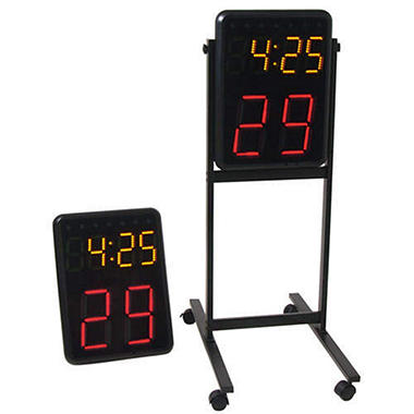 Wireless Shotclocks & Controller