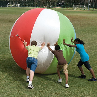Jumbo Beach Ball - 8' Diameter