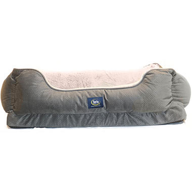 Serta Perfect Sleeper Orthopedic Comfy Cuddler