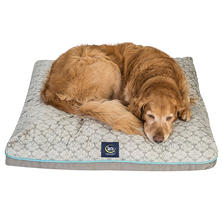 "Serta Perfect Sleeper Kensington Pet Bed, 36"" x 36"" (Choose Your Color)"