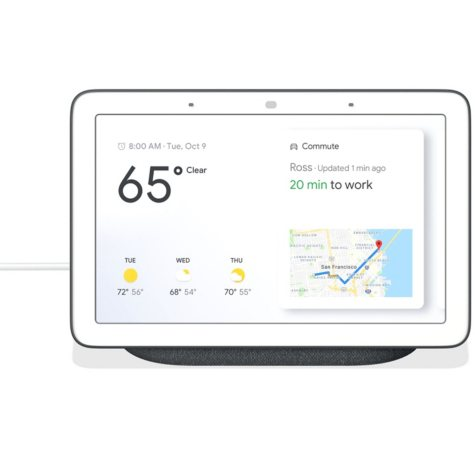 Google Home Hub (Choose Color)