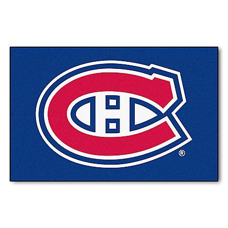 NHL Montreal Canadiens Doormat
