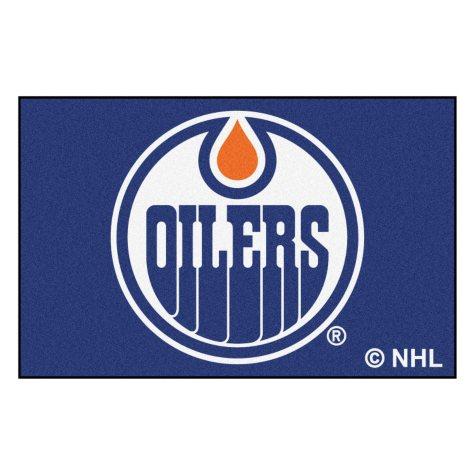 NHL Edmonton Oilers Doormat