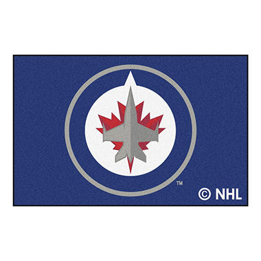 NHL Winnipeg Jets Doormat