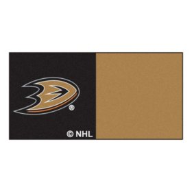 NHL - Anaheim Ducks Team Carpet Tiles