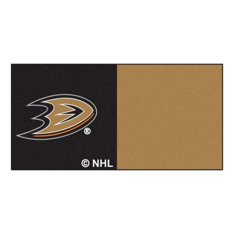 NHL - Anaheim Ducks Team Carpet Tiles