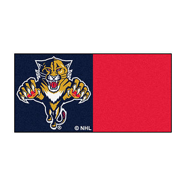 NHL - Florida Panthers Team Carpet Tiles