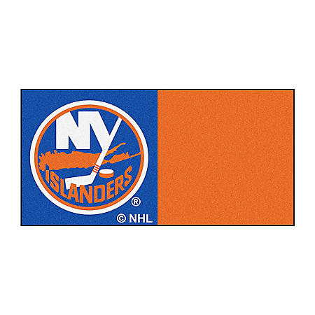 NHL - New York Islanders Team Carpet Tiles