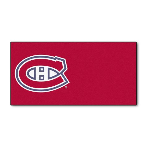 NHL - Montreal Canadiens Team Carpet Tiles
