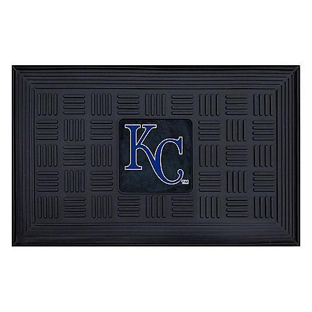 MLB Kansas City Royals Medallion Doormat