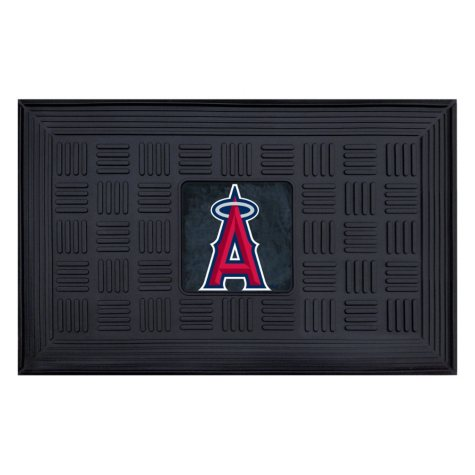 MLB Los Angeles Angels Medallion Doormat