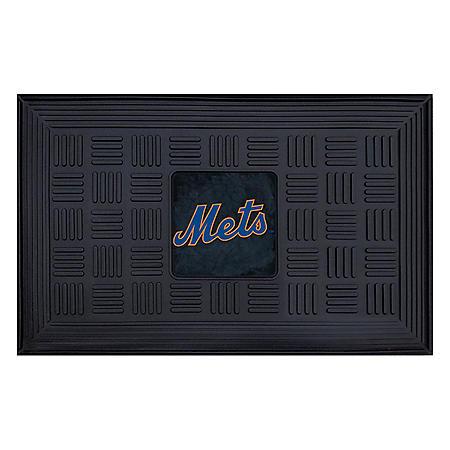 MLB - New York Mets Medallion Door Mat