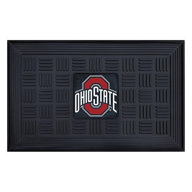 NCAA - Ohio State University Medallion Door Mat