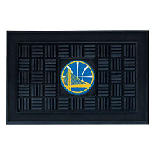 NBA Golden State Warriors Medallion Doormat
