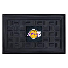 NBA Los Angeles Lakers Medallion Doormat
