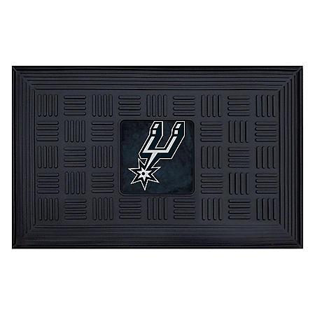 NBA San Antonio Spurs Medallion Doormat