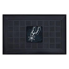 NBA San Antonio Spurs Medallion Doormat