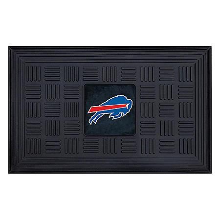 NFL Buffalo Bills Medallion Doormat