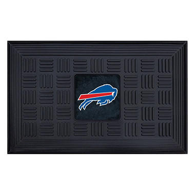 NFL Buffalo Bills Medallion Doormat
