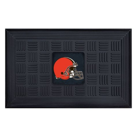 NFL - Cleveland Browns Medallion Door Mat