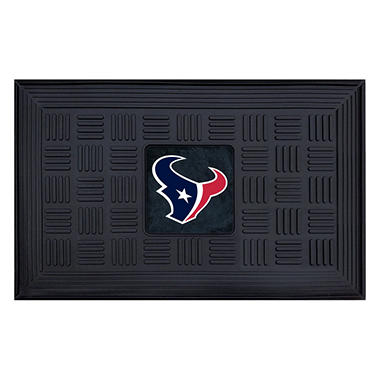 NFL Houston Texans Medallion Doormat