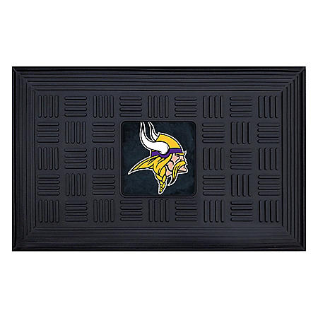 NFL - Minnesota Vikings Medallion Door Mat