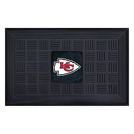 NFL - Kansas City Chiefs Medallion Door Mat