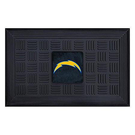 NFL - San Diego Chargers Medallion Door Mat