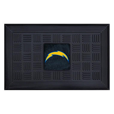 NFL - San Diego Chargers Medallion Door Mat