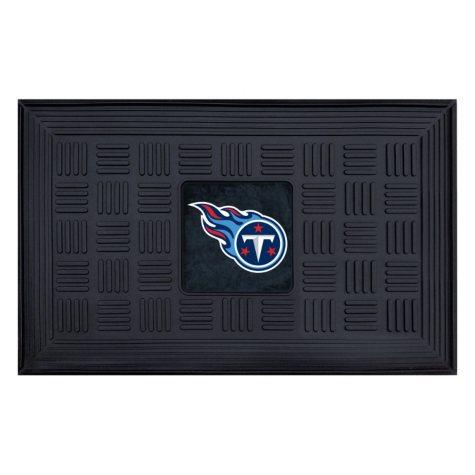 NFL Tennessee Titans Medallion Doormat