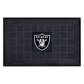 NFL - Oakland Raiders Medallion Door Mat