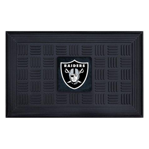 NFL - Oakland Raiders Medallion Door Mat
