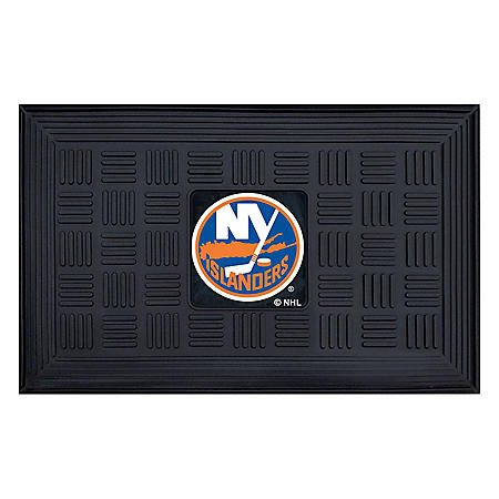 NHL New York Islanders Medallion Doormat