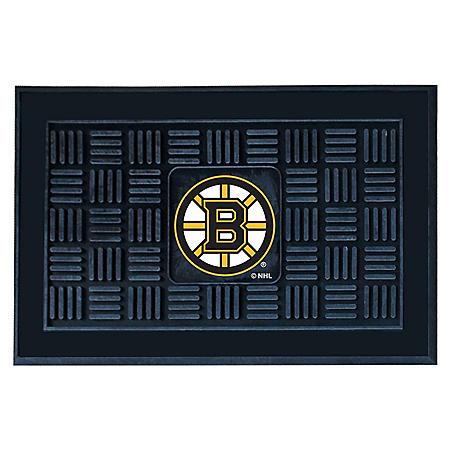 NHL Boston Bruins Medallion Doormat